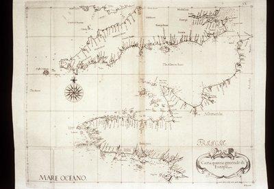 Dell' Arcano del Mare.