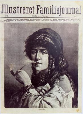 Illustreret Familigjournal No 1 Söndagen d 7 Januar. 1877