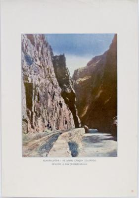 Kungaklyftan i The Grand Canyon, Colorado