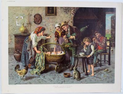 Familjelycka. E. Zamphigi