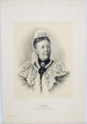 Sophie, Sveriges och Norges Drottning.