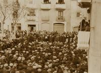 L'Institut de Rítmica i Plàstica, la Banda Municipal i l'Orfeó Català donaren a les nostres festes la seva nota de bon gust