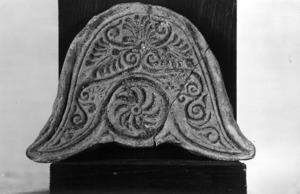 Placa circular dels segles VI-V a.C.