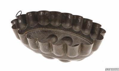 OMNIA - aladåbform, geléform