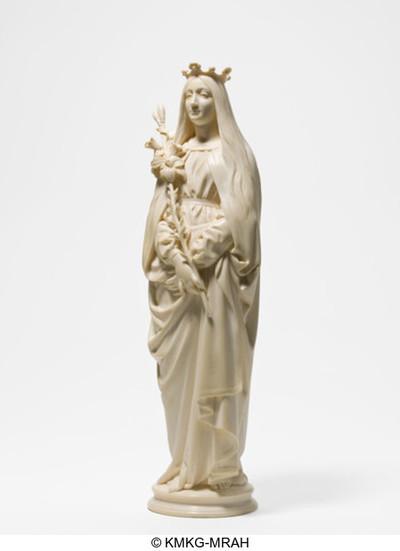 Heilige Maagd met lelie
