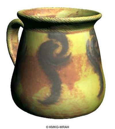 Bierpul of vaas
