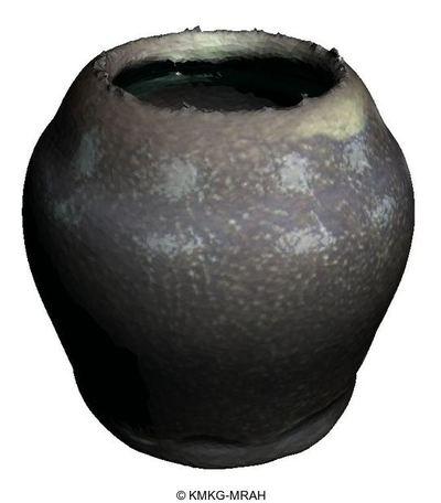 Vaas of pot