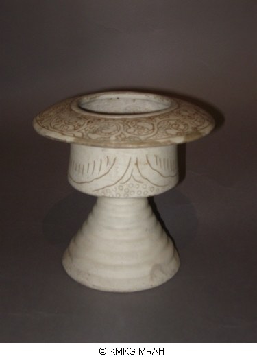 Cizhou ware with incised decoration