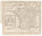 La Francia divisa in dipartimenti / Venezia 1807, per Gio. Valerio Pasquali