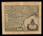 La partie Meridionale du Languedoc / A Amsterdam, imprimé chez Henrÿ Hondius et se vend a Paris chez Melchior Tavernier