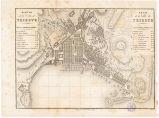 Pianta della città di Trieste = plan de la ville de Trieste