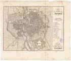 Pianta della città di Parma = plan de la ville de Parme