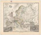 Europa in maasstabe 1:15.000.000