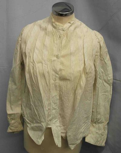 Cream shirt