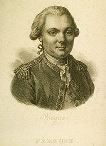 Jean-François de Galaup, Comte de La Pérouse