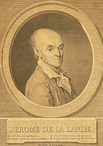 Joseph-Jérôme Lefrançais de Lalande