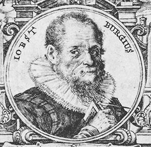Joost Bürgi