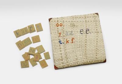Enveloppe met letters