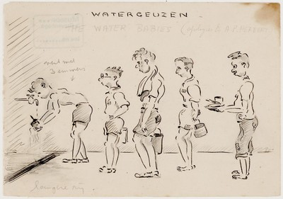 Watergeuzen - The water babies (apologies to A.P. Herbert)