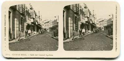 Ciudad Real, Calle del General Aguilera