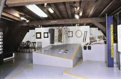 Een geordende tentoonstelling