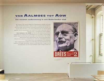 Van Aalmoes tot AOW, zes eeuwen ouderenzorg in een Nederlandse stad