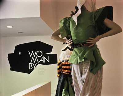 Woman by Vivienne Westwood, Christian Dior Couture, Maison Martin Margiela, Junya Watanabe, Ann Demeulemeester, Veronique Leroy, Bernard Willhelm, Viktor & Rolf, Hussein Chalayan