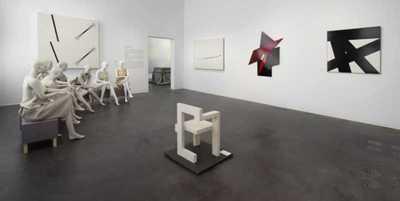 Soms ontsnapt er kunst. Een selectie uit de collectie 20ste eeuwse beeldende kunst, vormgeving en mode