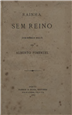 Rainha sem reino [Texto impresso] : estudo histórico do século XV / por Alberto Pimentel