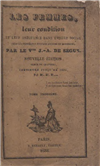 Les femmes : leur conditions et leur influence dans l'ordre social, chez les différents peuples anciens et moderne / J. A. de Ségur
