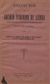 Estatutos do Grémio Feminino de Lisboa [Texto impresso]