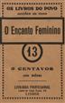 O encanto feminino [Texto impresso] / por Manuel de Sousa Pinto