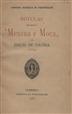 Nótulas relativas à Menina e Moça na edição de Colónia 1559 [Texto impresso] / Carolina Michaelis de Vasconcelos