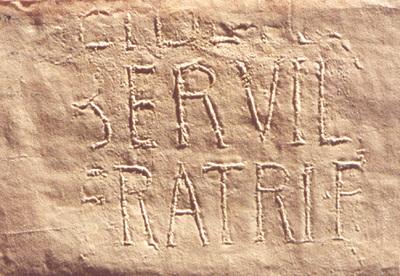Grabinschrift