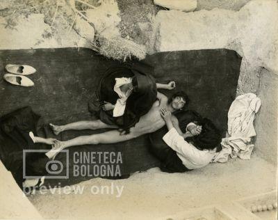 Pier Paolo Pasolini. Il fiore delle mille e una notte. 1974