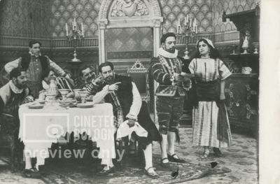 Romolo Bacchini. Adottato dal re. 1912