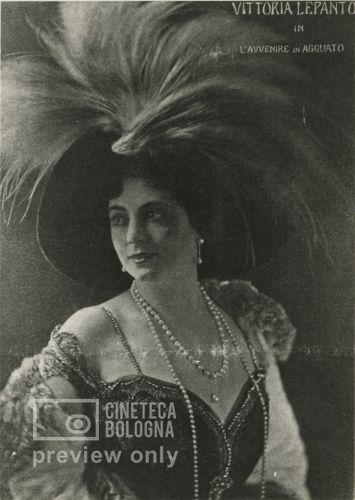 Giulio Antamoro. L 'avvenire in agguato. 1916