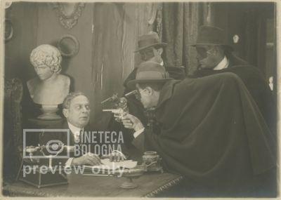 Fabrizio Romano. La banda dei rossi. 1920
