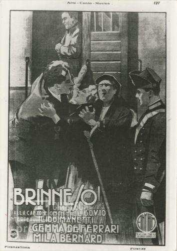 Ubaldo Maria Del Colle. Brinneso! 1923