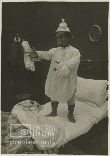Ubaldo Maria del Colle. Il cavaliere della lieta figura. 1922