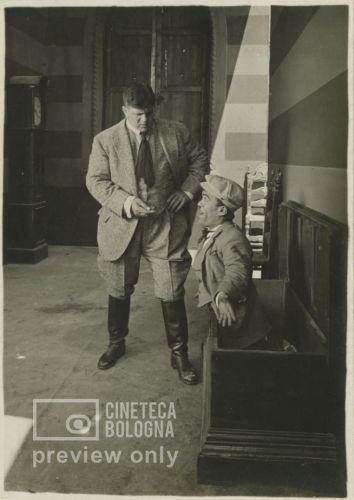 Ubaldo Maria del Colle. Il cavaliere della lieta figura. 1922 / Il cavaliere del lieto volto