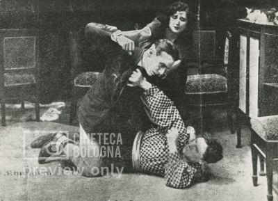 Ubaldo Maria del Colle. Chiagno pe tte! 1925