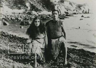 Roberto Troncorone. La leggenda della Passiflora. 1910