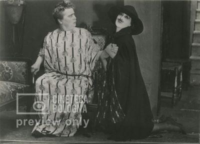 Gero Zambuto. Lilly e Lillette. 1921