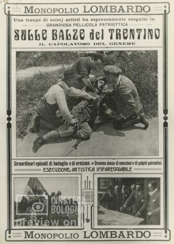 Ignazio Lupi. Vette del Trentino. 1915
