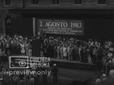 3° anniversario della strage alla stazione di Bologna