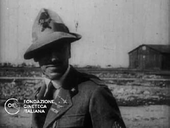 [D'Annunzio a Fiume] [Archive title]