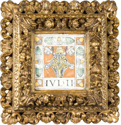 stemma papale di Giulio II Della Rovere