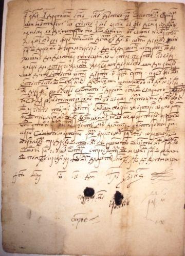 Zapis de vânzare al lui Dragomir spătarul, din Copăceni către Dumitrașco postelnicul, din Șuici