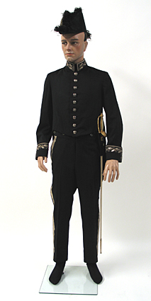 Gala-uniform wethouder